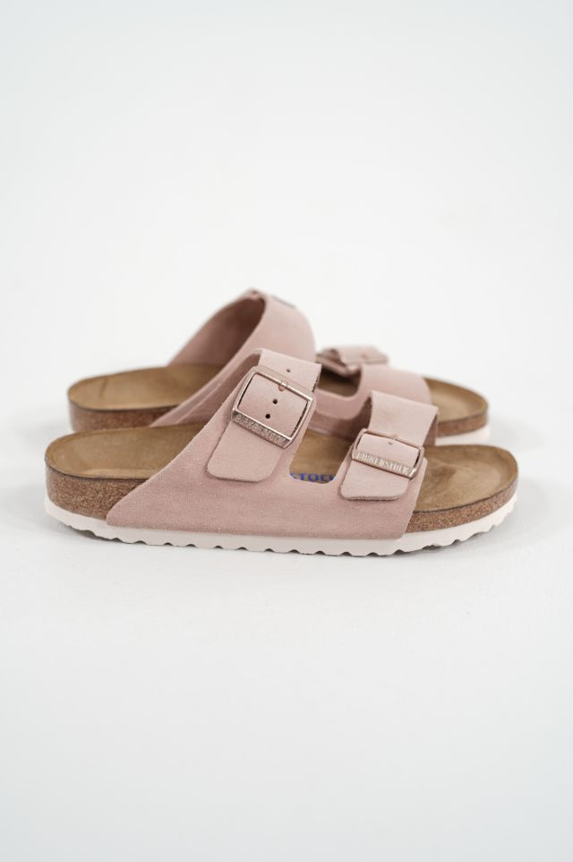 Birkenstock Arizona SFB 1015892 light rose, Suede Leather - Calz. S