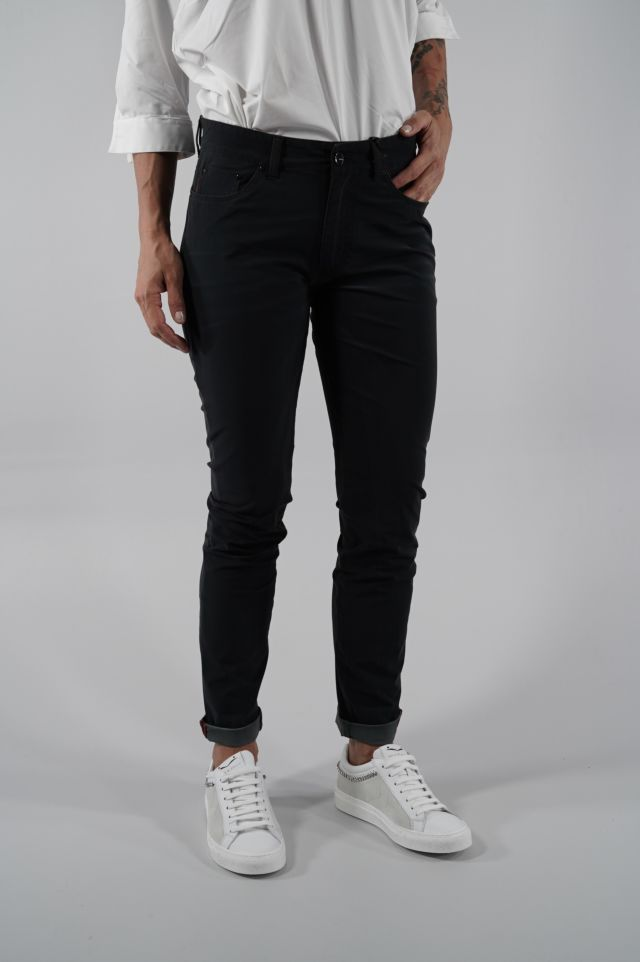RRD Jeans Techno Indaco Blublack Lady 20717