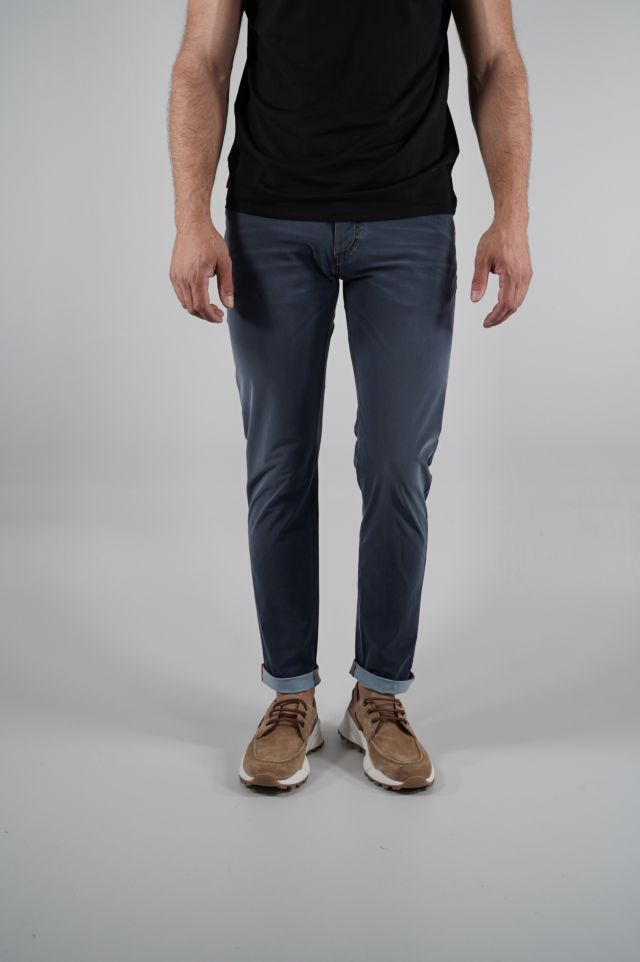 RRD Jeans Techno Indaco Faded 20210