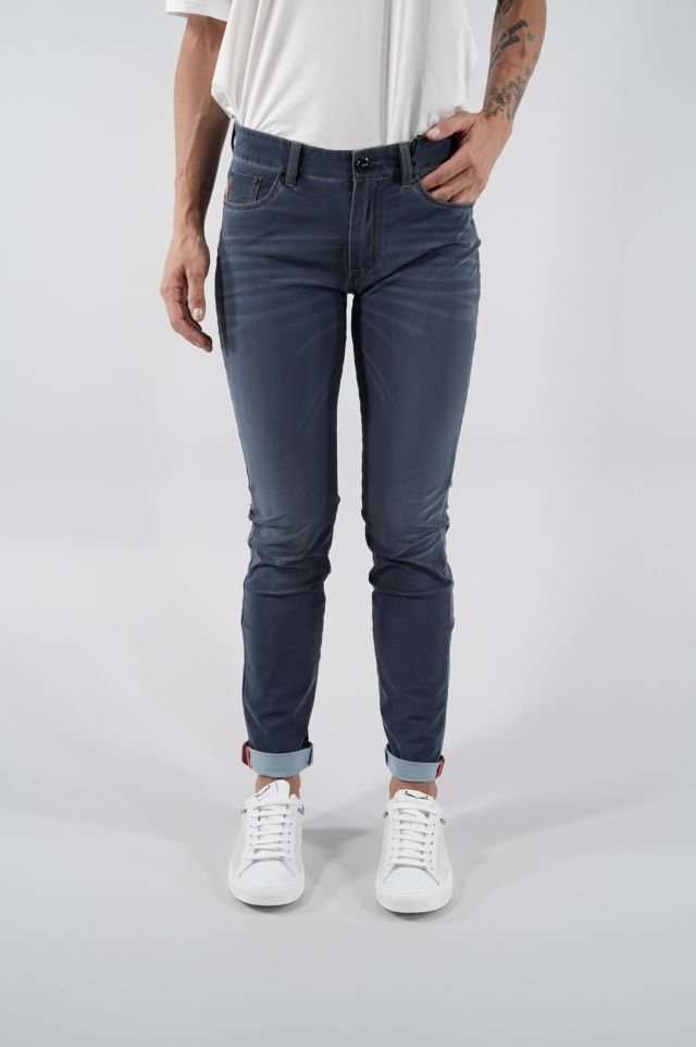 RRD Jeans Techno Indaco Faded Lady 20716