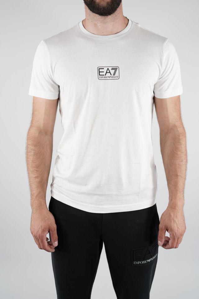 Emporio Armani EA7 t-shirt 8NPT11 PJNQZ