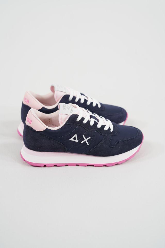 Sun68 Sneakers Ally Solid Nylon Z30201