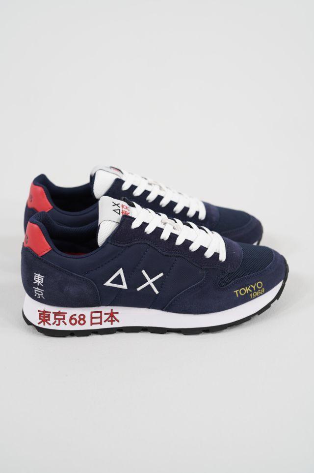 Sun68 Sneakers Tom Japan Print Z30103