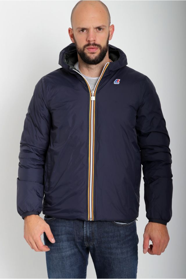 Kway Giacca JACQUES THERMO PLUS.2 DOUBLE K111BEW