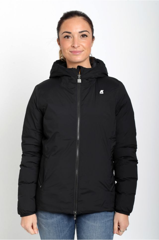 Kway Giacca LILY THERMO STRETCH DOUBLE K111BCW