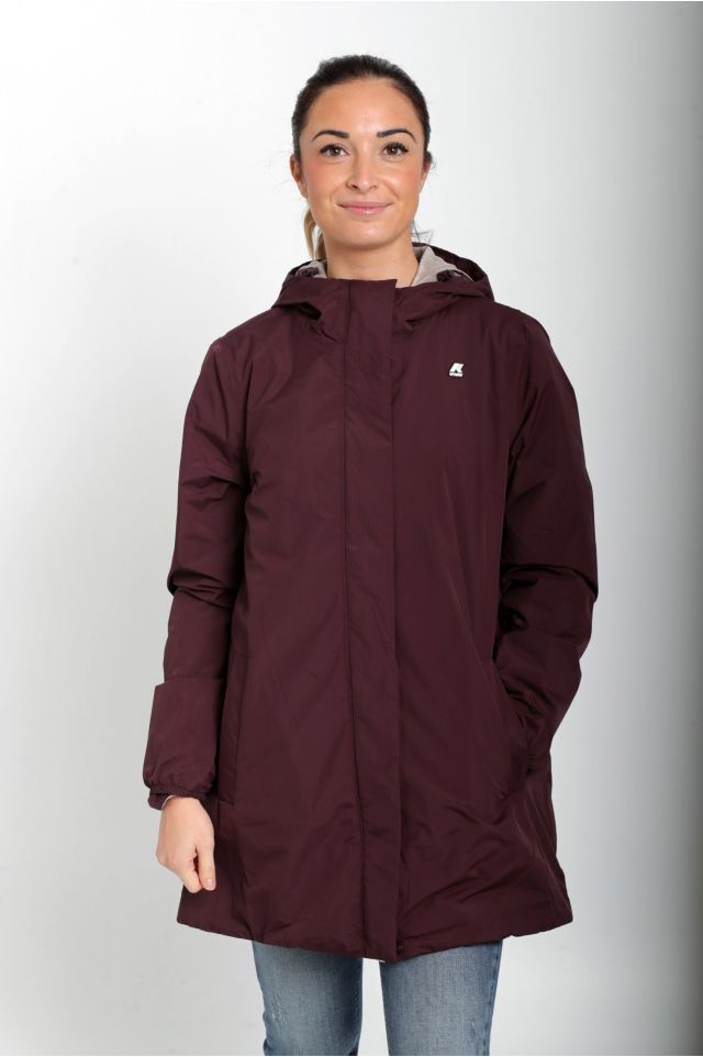 Kway Giacca SOPHIE MICRO RIPSTOP MARMOTTA K111EUW