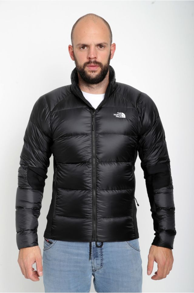 The North Face Giubbotto M CRIMPTASTIC HYBRID JACKET - EU TNF BLACK