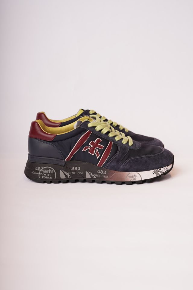 Premiata Sneaker LANDER VAR49471