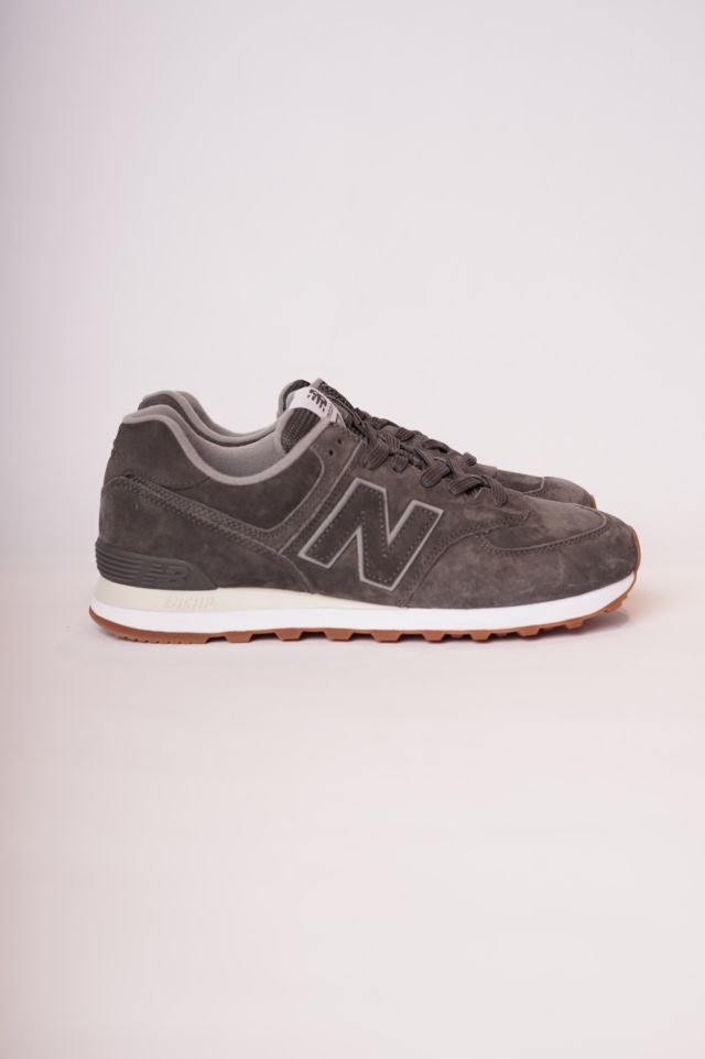 New Balance Sneakers 574 Pigskin