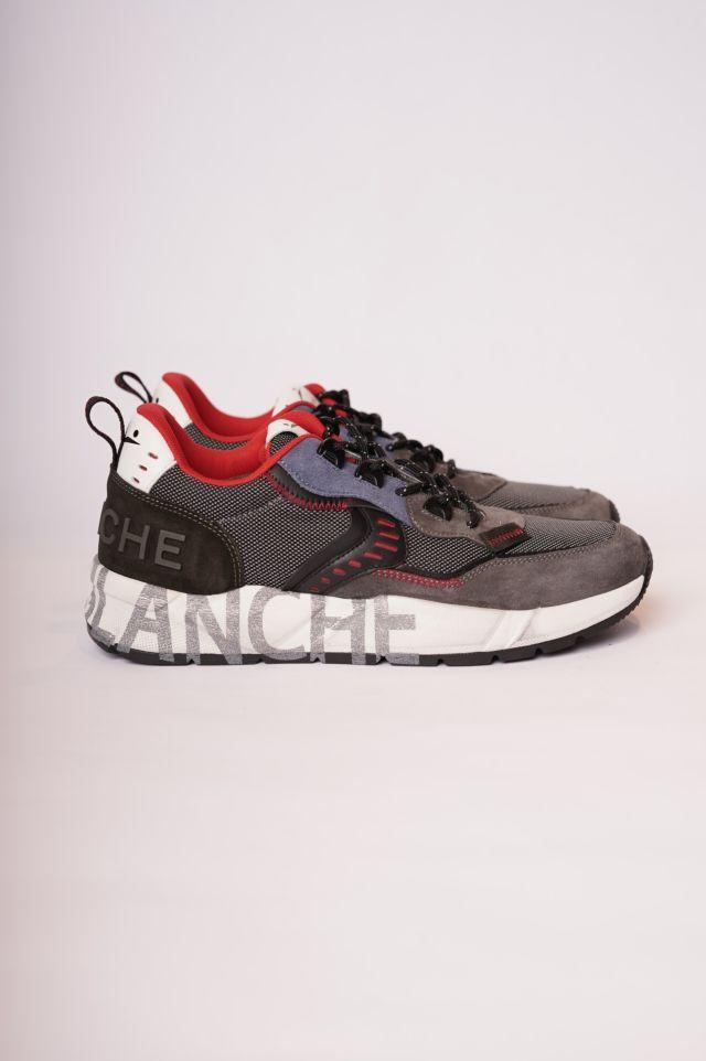 Voile Blanche Sneakers Club 01 (Velour/Cordura)