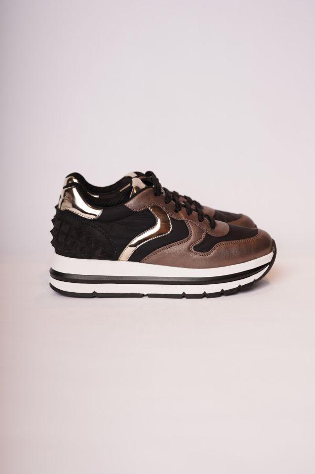 Voile Blanche Sneakers Maran Studs (Goat lux/Nylon piuma/vel.)