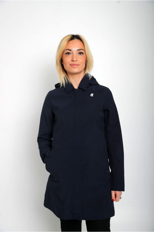 K-Way Cappotto MATHILDE BONDED JERSEY - K007LT0