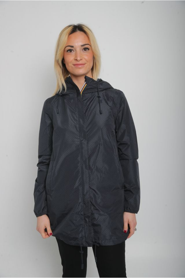 K-Way Cappotto SOPHIE DOUBLE DROPS - K00BDX0