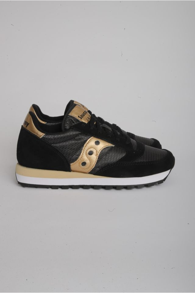 Saucony JAZZ O Woman BLACK/GOLD (S1044-521)