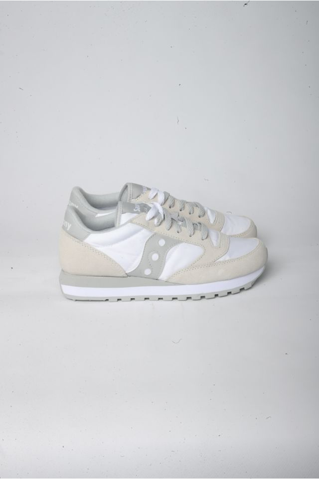 Saucony JAZZ O Woman WHITE/GREY (S2044-396)