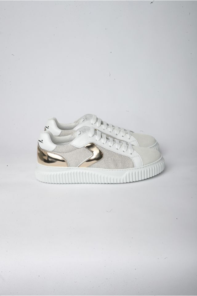 Voile Blanche Sneakers LIPARI 2015846
