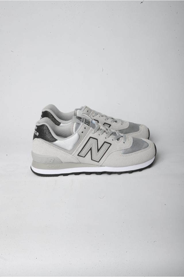 New Balance Sneakers WL 574 FM2 Lifestyle DONNA Suede/Textile GREY