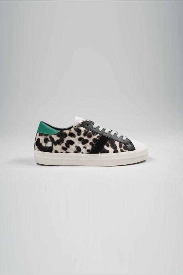 D.A.T.E. Sneakers HILL LOW ANIMALIER W311