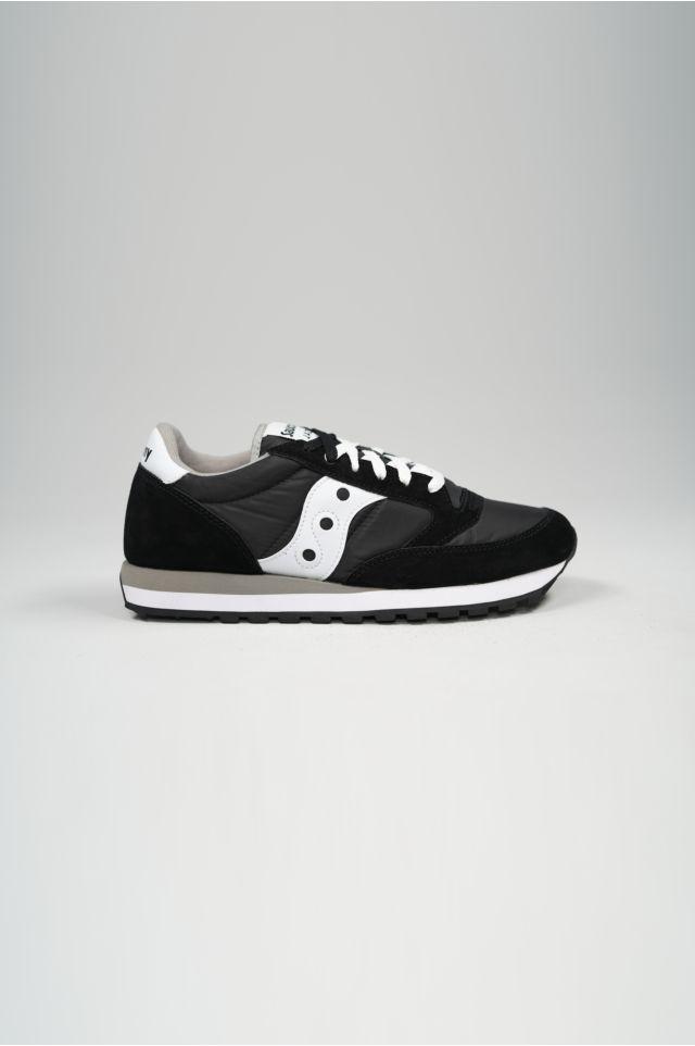 Nuova Moda Sneakers Saucony Shadow Original Navy Verde Uomo