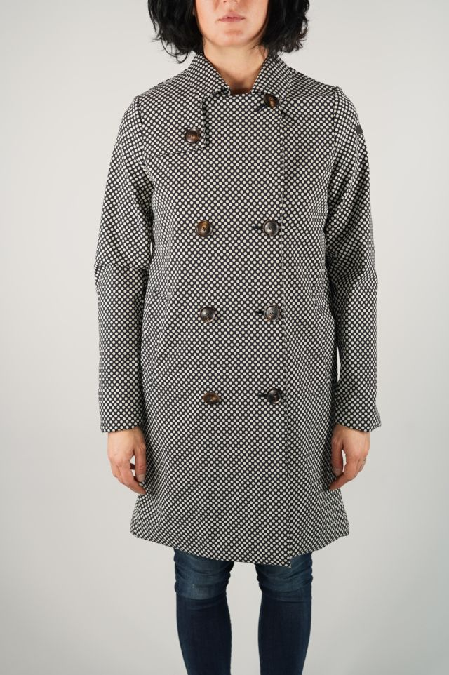 RRD Trench THERMO 60'S TRENCH LADY W