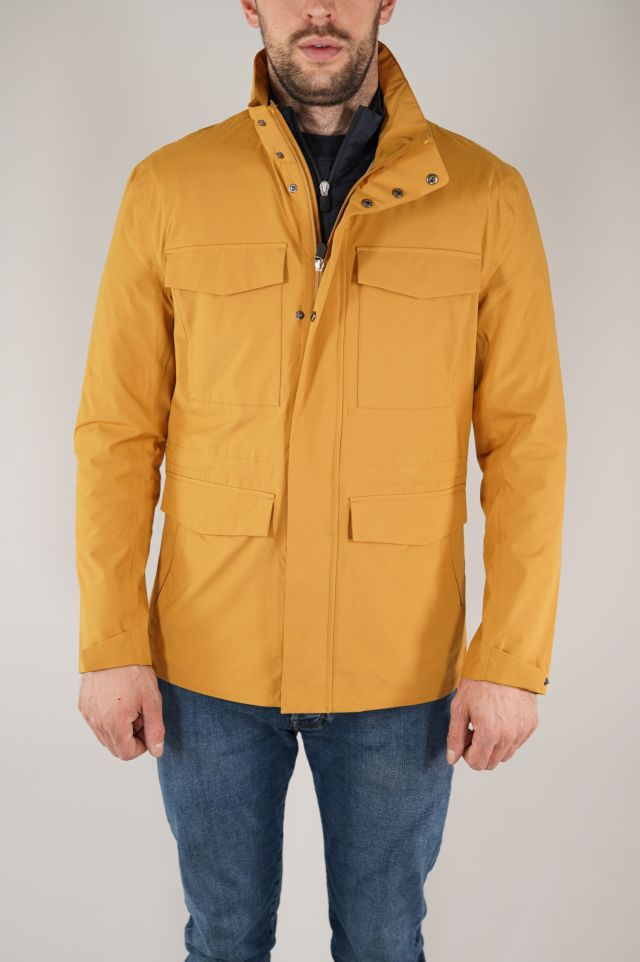 Save The Duck Field jacket D3826M GrinX