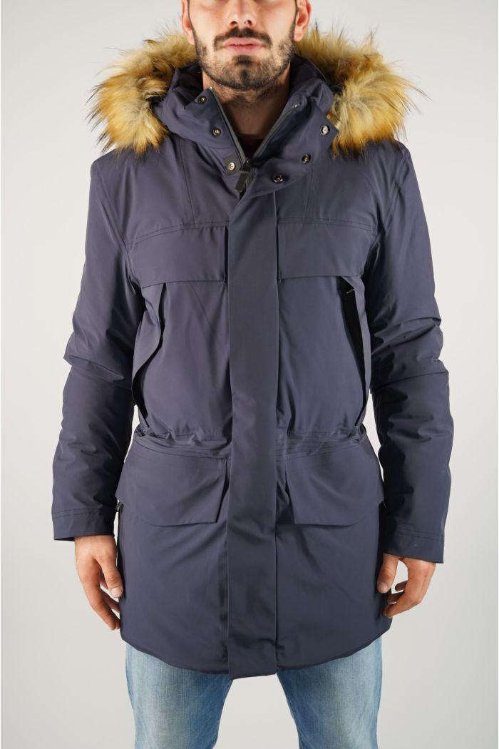 Napapijri Women's Rainforest Winter Jacket (Spark Yellow Y36